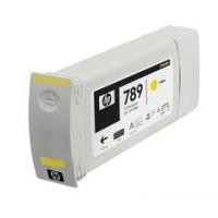 Yellow Reman Cartridge - CH618A (HP 789)