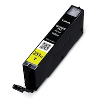 Yellow Compatible Cartridge - CLI-251 / CLI-251XL (High Capacity) (660 page yield)