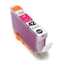 Magenta Compatible Cartridge - CLI-42M