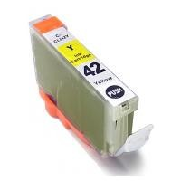 Yellow Compatible Cartridge - CLI-42Y