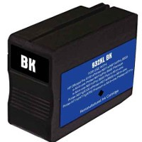 Black Reman Cartridge - CN053AN / CN057AN (HP 932XL) (1000 page yield)