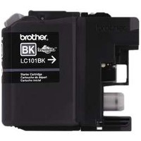 Black Compatible Cartridge - LC101BK (600 page yield)