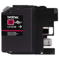 Magenta Compatible Cartridge - LC101M (600 page yield)