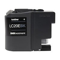 Black Compatible Cartridge - LC20EBK (XXL Series) (Super High page yield)