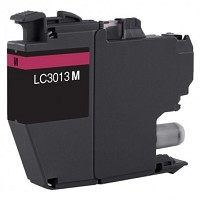 Magenta Compatible Inkjet Cartridge - LC3013M (400 page yield)
