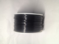 Black ABS 3D Filament (1.75MM)(1 kg/roll)