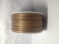 Gold ABS 3D Filament (1.75MM)(1 kg/roll)
