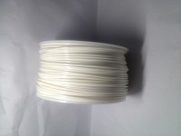 White ABS 3D Filament (1.75MM)(1 kg/roll)