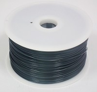 Black to Nature color changing PLA 3D Filament (1.75MM)(1 kg/roll)