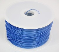 Blue to Nature color changing PLA 3D Filament (1.75MM)(1 kg/roll)
