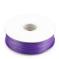 Nature to Purple color changing PLA 3D Filament (1.75MM)(1 kg/roll)