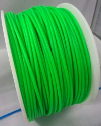 Green PLA 3D Filament (1.75MM)(1 kg/roll)