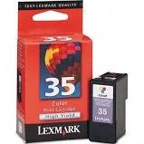 Color High-page yield OEM Cartridge - 18C0035 (#35)