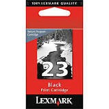 Black OEM Cartridge - 18C1523 / 18C1623 (#23)