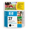 Black OEM Cartridge - C8727AN (HP 27) (220 page yield)