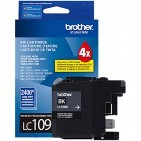 Black OEM Cartridge - LC109BK (Super High page yield) (2400 page yield)