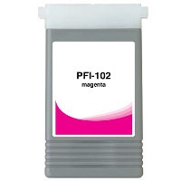 Magenta Compatible Cartridge - PFI-102M
