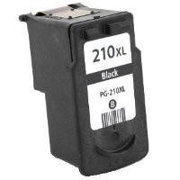 Black Reman Cartridge - PG-210XL (400 page yield)