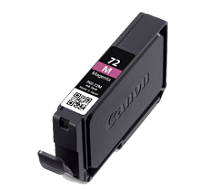 Magenta Compatible Cartridge - PGI-72M (6405B002)