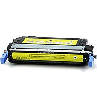 Yellow Compatible Toner - Q5952A (HP 643A)