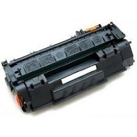 Black Compatible Toner - Q7553A Jumbo (4000 page yield)