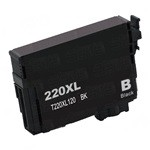 Black Reman Cartridge - T220XL120 / T220120 (220XL) (500 page yield)