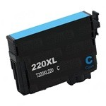 Cyan Reman Cartridge - T220XL220 / T220220 (220XL) (450 page yield)