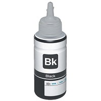 Black Compatible Ink Bottle - T664120 (664)