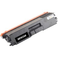Black Compatible Laser Toner - TN-336BK / TN-331BK (4000 page yield)