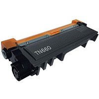 Black Reman Laser Toner - TN-630 / TN-660 (2600 page yield)